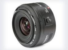 Yongnuo 35mm f2 Canon EF