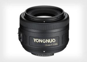 yongnuo nikon lens
