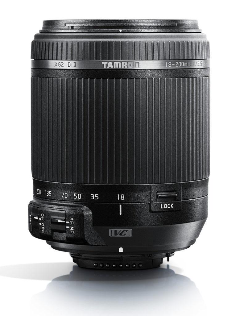 Tamron 18-200mm F/3.5-6.3 Di II VC (B018)