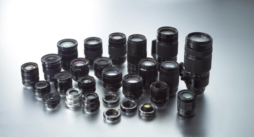 Fujinon Lens 2015