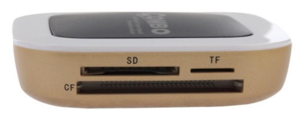 Combo 3.0 Card Reader + Hub
