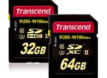 Transcend SDXC/SDHC UHS-II U3