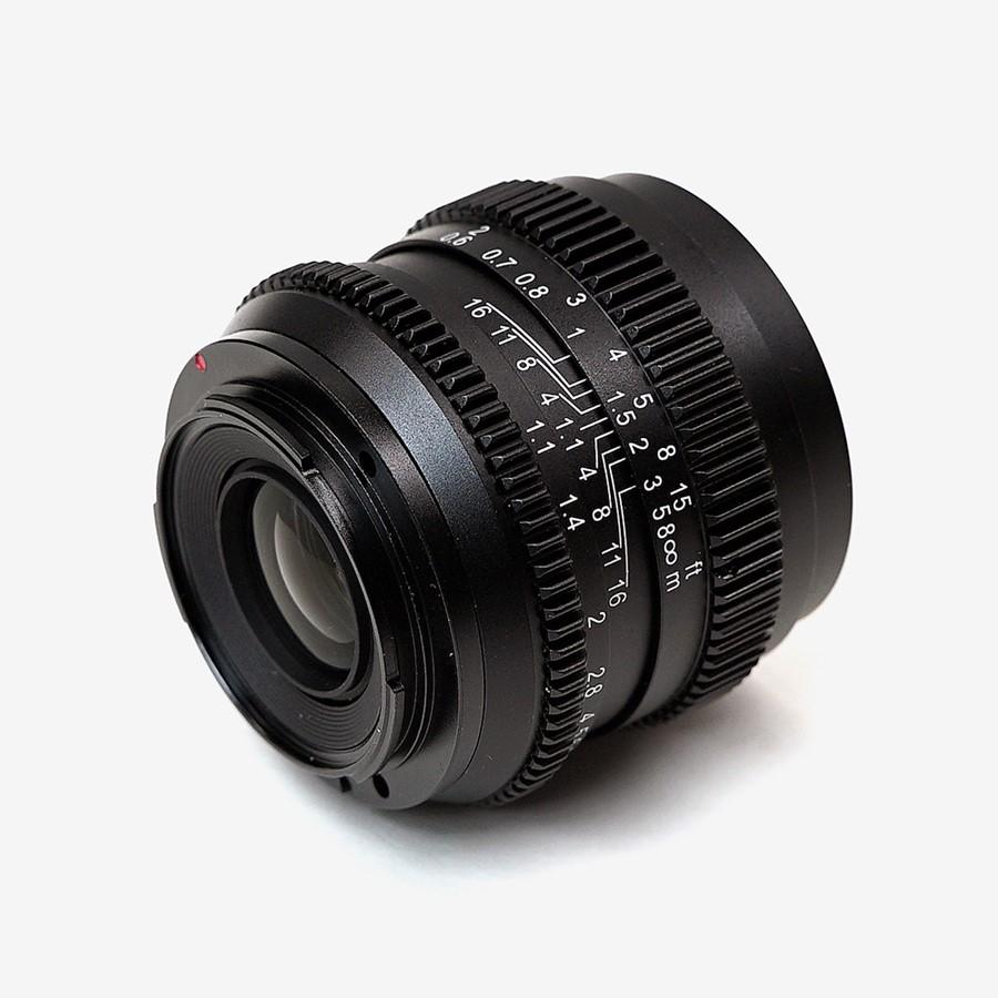 SLR Magic CINE 50mm F1.1