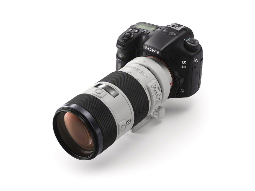 Sony a68 SLT