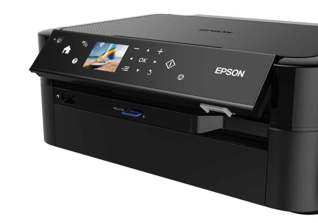 Epson L850 card reader