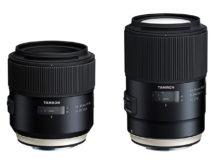 Tamron new SP Lens 90 85