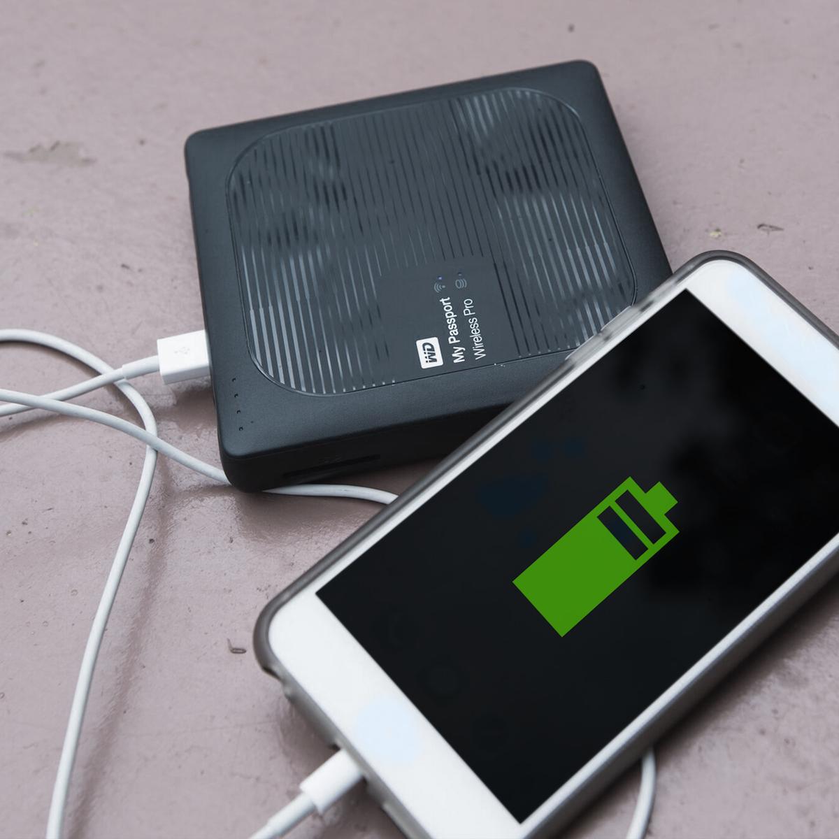 estern Digital My Passport Wireless Pro