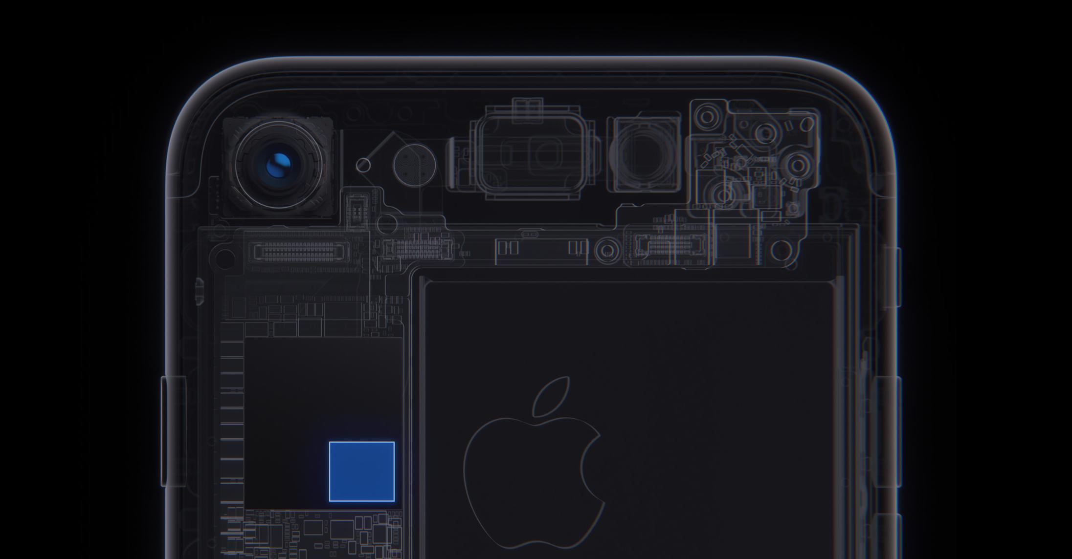 Apple iPhone 7 и 7 Plus — исследование особенностей камер